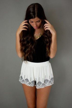 17 Best ideas about Flowy Shorts on Pinterest | Simple summer ...