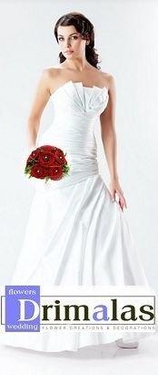 Γάμος λουλούδια γαμου