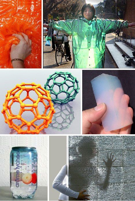 10 Fantastic Futuristic Materials that Actually Exist Today