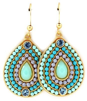 Turquoise earrings/Tirkizne minđuše