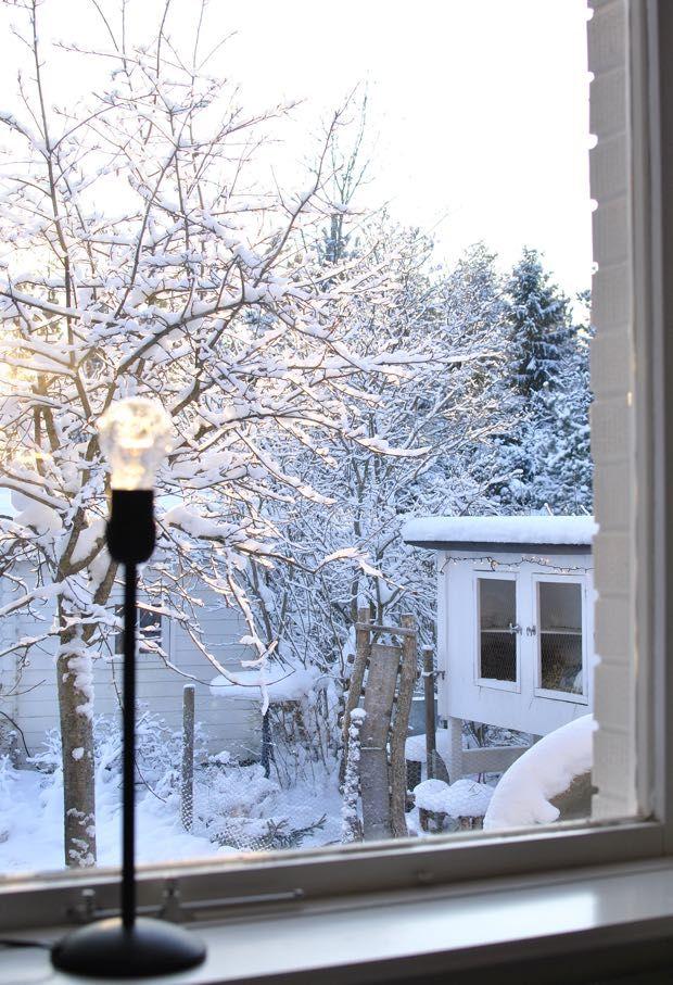 hannashantverk.blogspot.se sovrumsfönster vinter snö