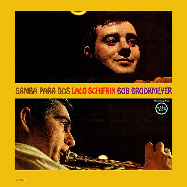 Lalo Schifrin and Bob Brookmeyer - Samba Para Dos Lalo Schifrin e Bob Brookmeyer (1963)