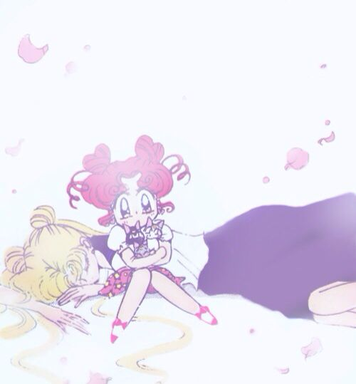 Usagi Please Wake Up...
