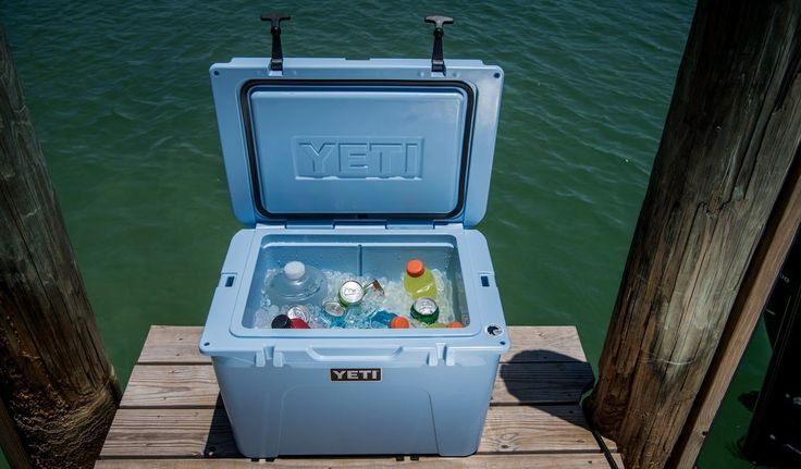 Yeti coolers fetch a high price