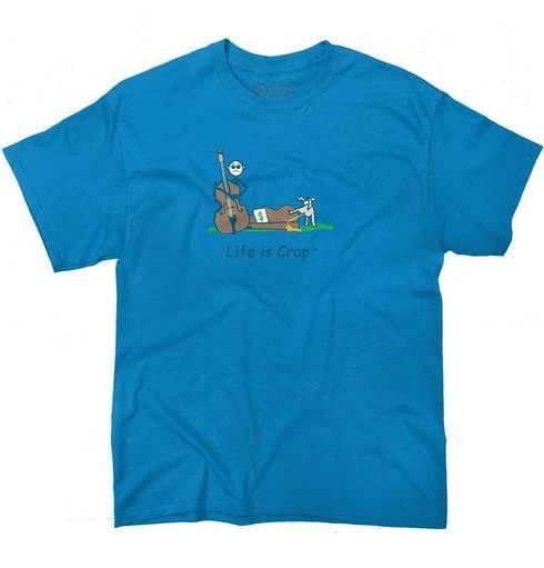 Dog Pee Cello T-Shirt
