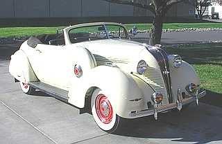 1937 Hudson Terraplane conv.