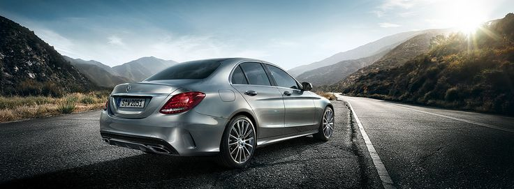 The new C-Class puts each journey into the right light.