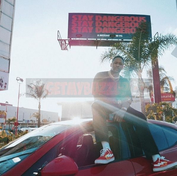 """New post on Getmybuzzup- YG Announces His Next Album """"Stay Dangerous"""" is on The Way!- http://getmybuzzup.com/?p=889826- Please Share"""