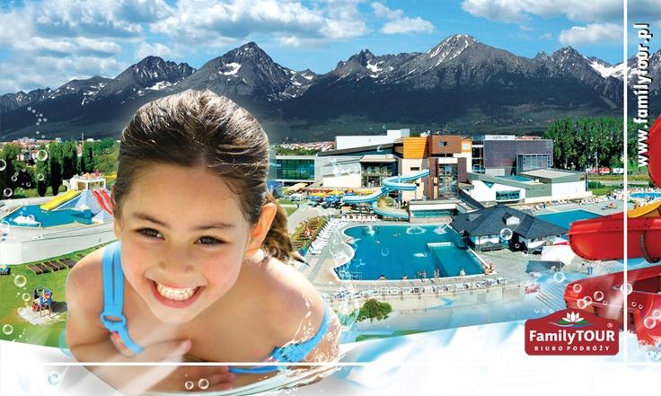 Poprad dla Niej i dla Niego...  http://familytour.pl/slowacja-poprad-wakacje-urlop-wycieczka-termalne-baseny-aquacity-noclegi-hotel-wczasy-zdrowy-relaks-all-inclusive-s-896.html