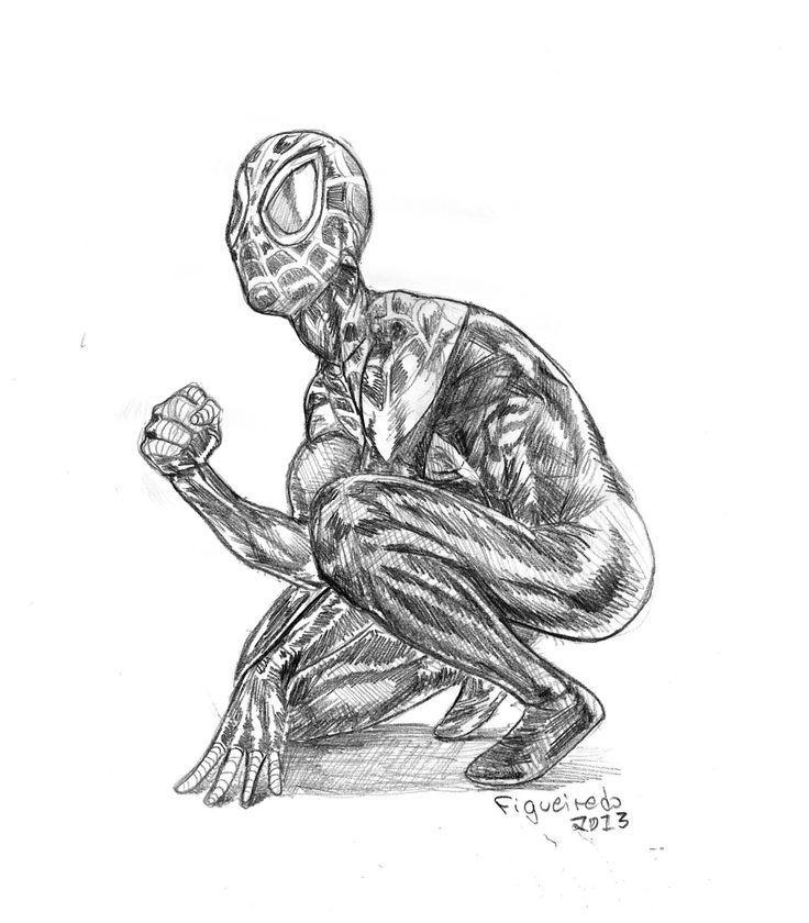 Sipder-man Sketch - Figueiredo
