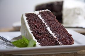 Moist Devils Food Cake Recipe ~ From Scratch! | Divas Can Cook