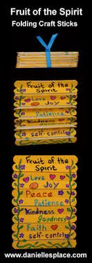 fruit of the spirit sunday school crafts - Google Search