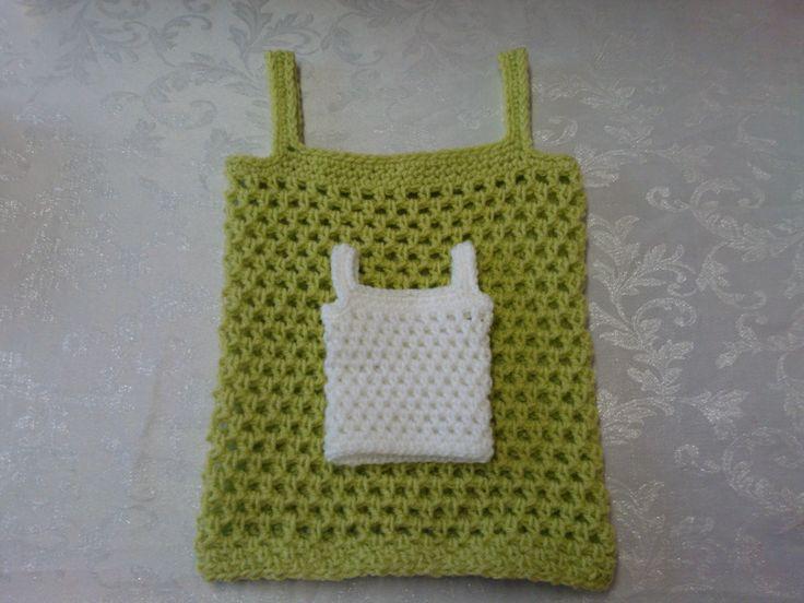 about Crochet Vest & Pullovers on Pinterest Crochet vest pattern ...