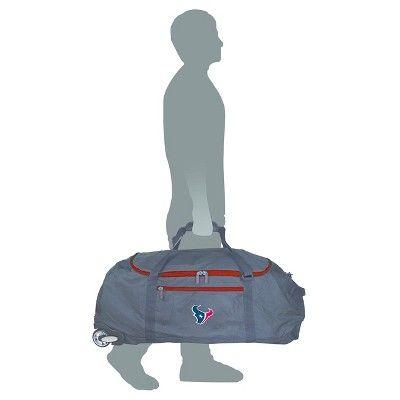 NFL Houston Texans 36 Collapsible Duffle Bag