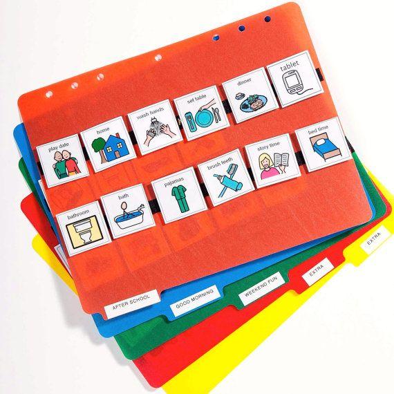 Pagine complementari aggiuntive al quaderno di comunicazione PECS
