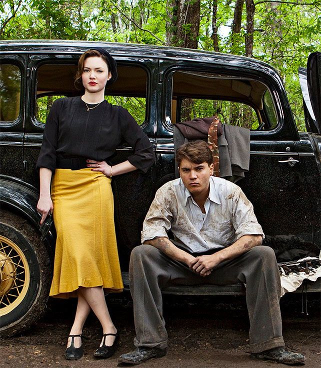 Bonnie and Clyde TV series