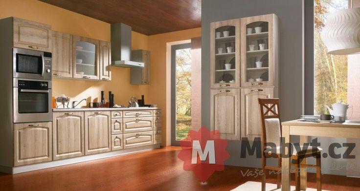 U kuchyňské linky Brandy si sami můžete navolit skříňky dle vlastního výběru http://www.mabyt.cz/34320-kuchyne-brandy.htm