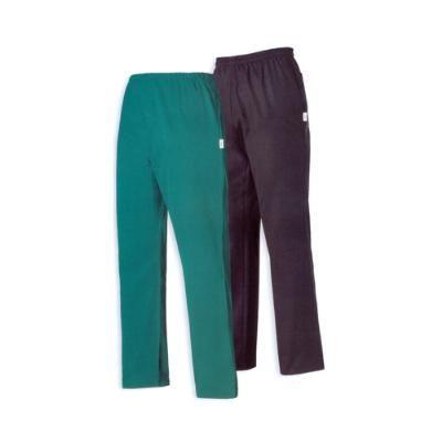 Pantalone Infermiere in 100% cotone. Disponibile nei colori: BIANCO, VERDE, NERO, BORDEAUX, AZZURRO, GIALLO OCRA.
