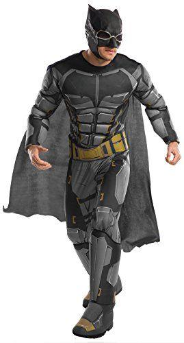 Batman+costumes Products : Justice League Adult Deluxe Tactical Batman Costume