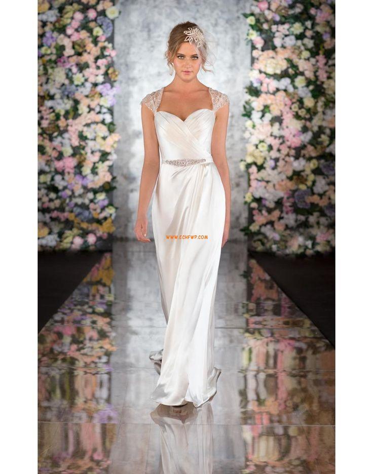 Hala Jaro 2014 Bez rukávů Levné svatební šaty