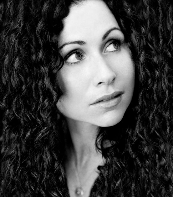 Minnie Driver by Andy Gotts MBE