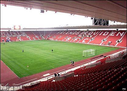 Southampton Football Club: the Saints!