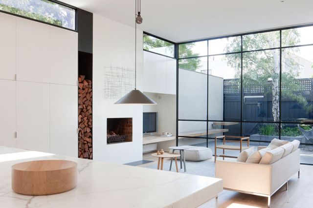 Armadale Residence by Made by Cohen and Robson Rak Architects. Photo by Shannon McGrath | Yellowtrace.