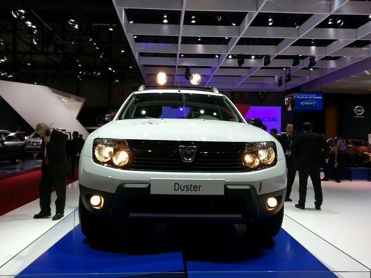 Dacia Duster Facelift 2014 Announced