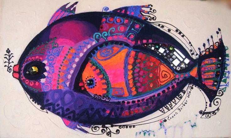Canan Berber Art Online - 094 Canan Berber