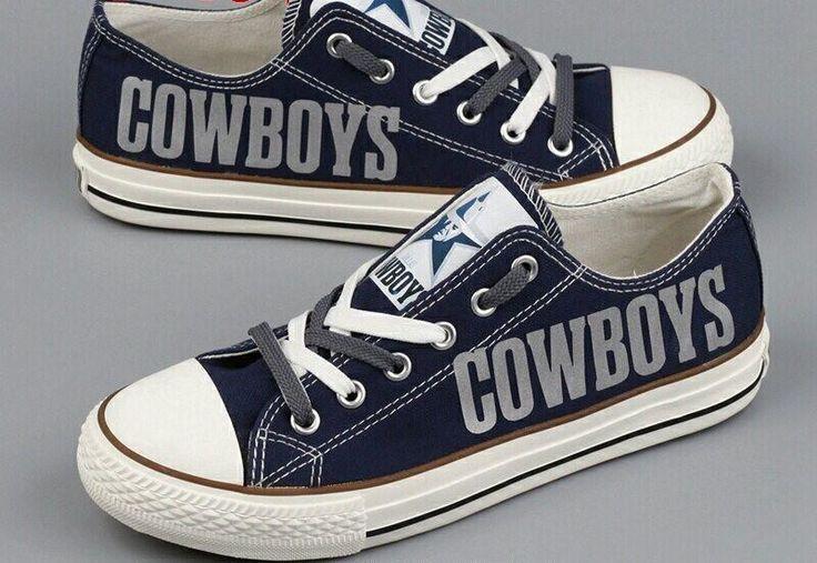 Dallas Cowboys Shoes