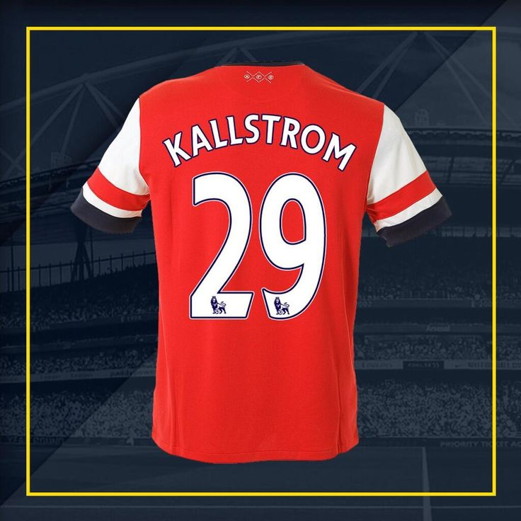 Bring him back RT @Arsenal: We can now reveal the number Kim Kallstrom will wear for Arsenal #WelcomeKim #DeadlineDay