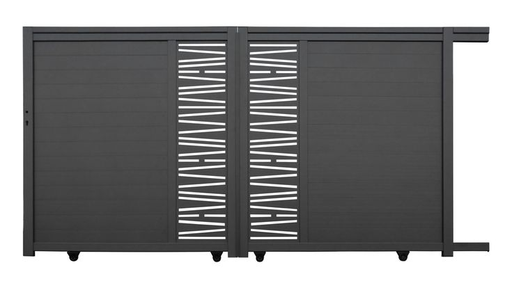 1000 ideas about portail aluminium on pinterest. Black Bedroom Furniture Sets. Home Design Ideas
