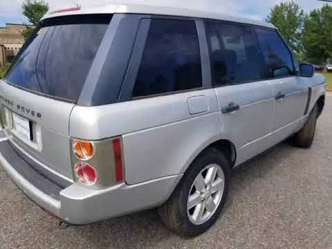 2004 Land Rover Range Rover HSE 4WD 4dr SUV - Georgia Luxury Motors | Auto dealership in Cummings, Georgia | Everything you need to manage and market your dealership from search engine optimized car dealer websites to CRM and inventory management tools.Website Setup