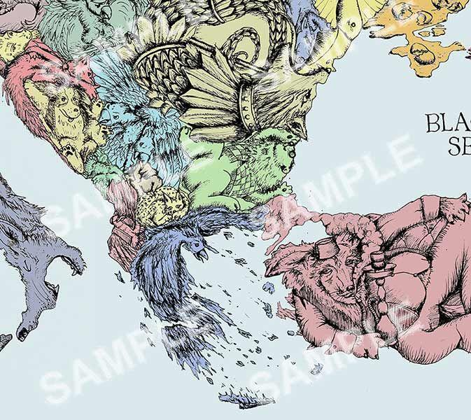 55 best GO Maps  Balkans images on Pinterest  Alternate