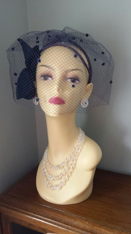 Mannequin head bought from Lincoln Fair last weekend,  all dress and looking divine