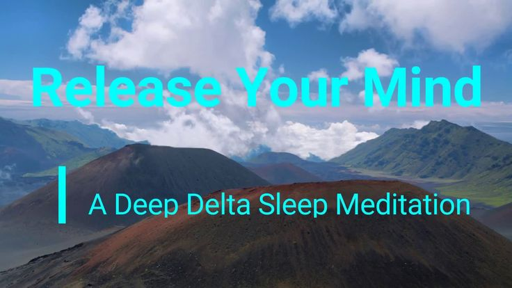 Release Your Mind | Sleep Meditation | Deep Delta | Isochronic Tones - CALM Space© Music PLAY=>