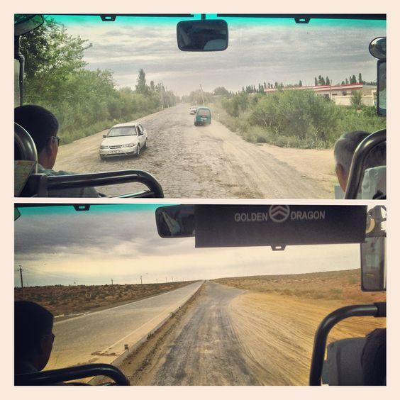 In viaggio tra Khiva e Bukhara. Photo by Riccardo Negro