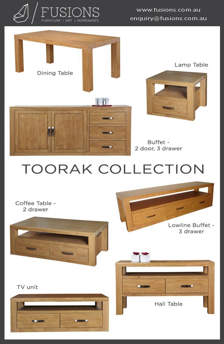 Fusions Furniture Perth Toorak Collection