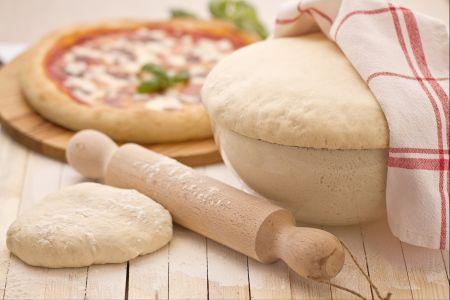 pizza dough recipe (in italian)