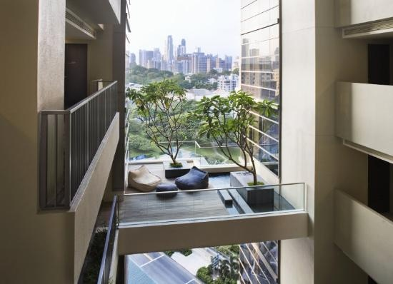 Pan Pacific Serviced Suites Orchard Singapore (Singapore, Singapore) - Hotel Reviews - TripAdvisor