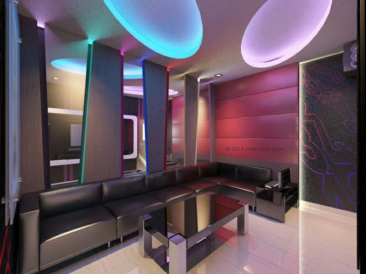 Karaoke room design interior design portfolio for Living room karaoke