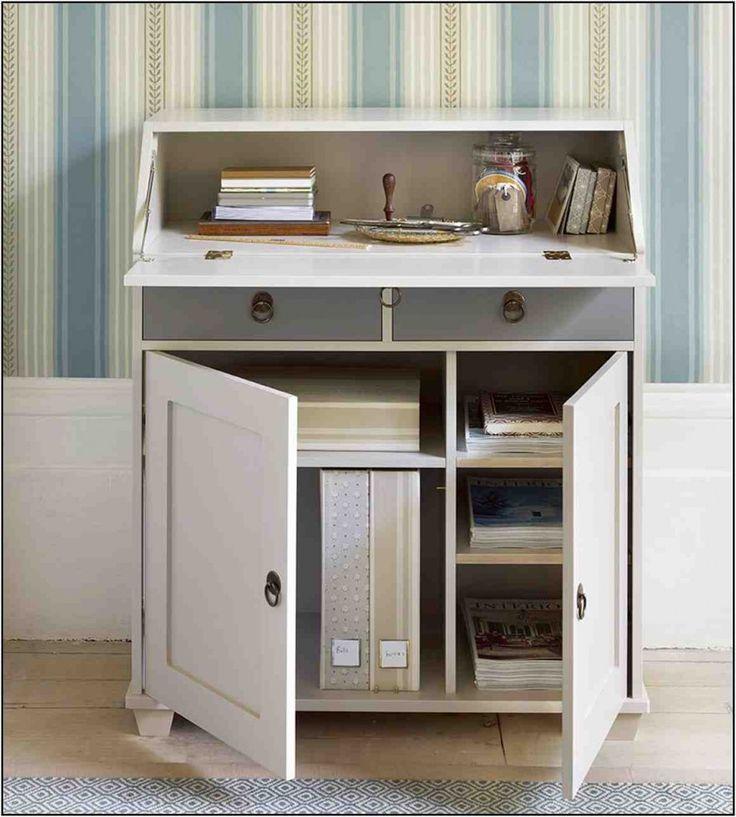 Secretary Desk For Desktop Computer Living Room