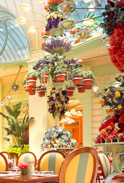 Best Brunch Spots - Wynn the Buffet, Las Vegas