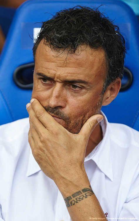 ¿Cómo es que era la cosa? Luis Enrique recapitulando en favor del FC Barcelona: La Liga.