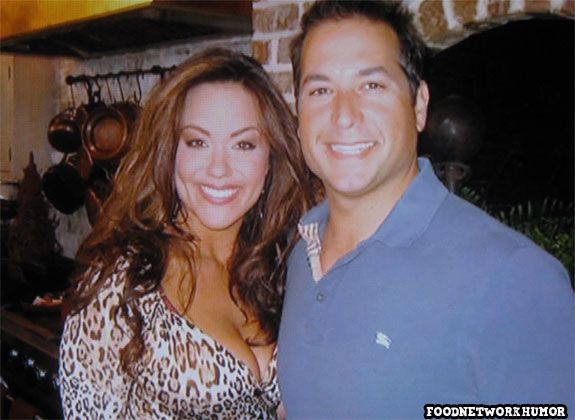Bobby Deen Girlfriend | Food Network Humor » 5 WTF Photos From The Food Network: June, 2010