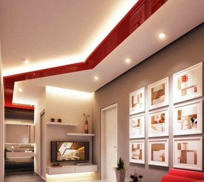 35 Dazzling Catchy Ceiling Design Ideas 2015