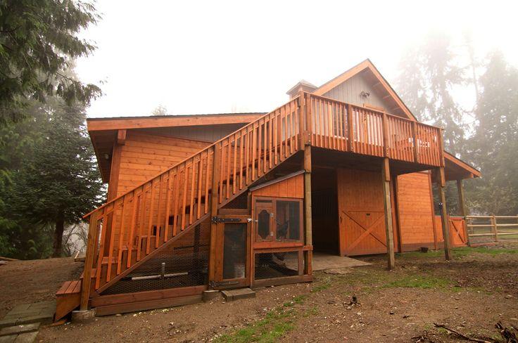 The Denali Barn Apartment 24