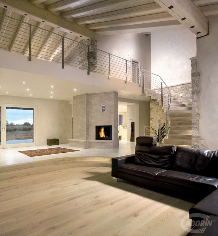 Wooden floors - Contorta Quercus Brushed Aged Bleached oil-effect varnished #cadorin italian top quality wood flooring - Hardwood three layers floors @cadoringroup