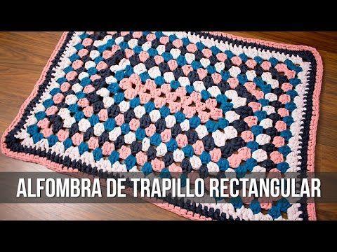 Las 25 mejores ideas sobre alfombra de trapillo - Las mejores alfombras ...