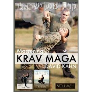 Mastering Krav Maga 6 DVD Set -- Self-Defense (Beginner to Advanced)